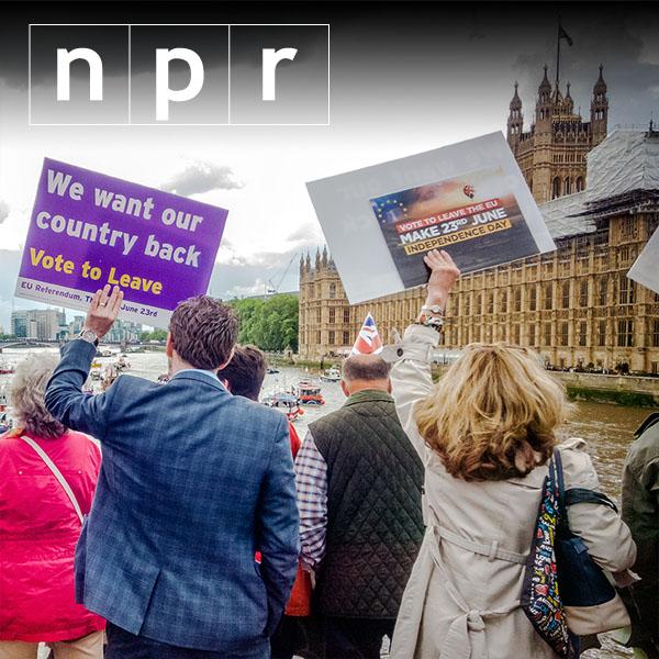Britain's 'Brexit' vote has echoes of U.S. presidential race