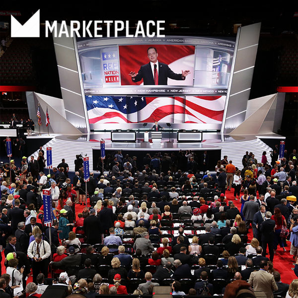 Like any business, revenue drop hurts RNC