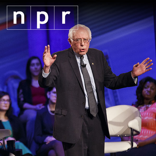 Do Democrats want what Sanders wants or just what he has?