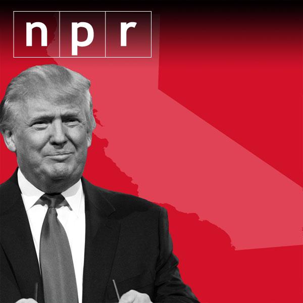 Trump holds rally in California ahead of final primaries