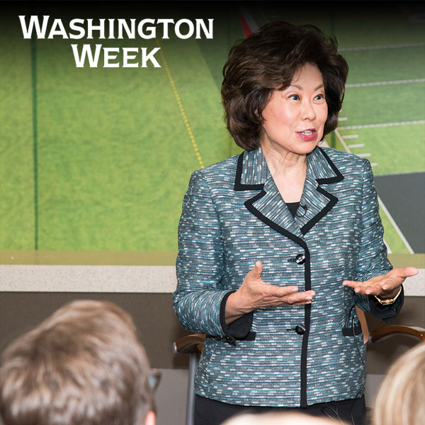 6 Things to Know About...Elaine Chao