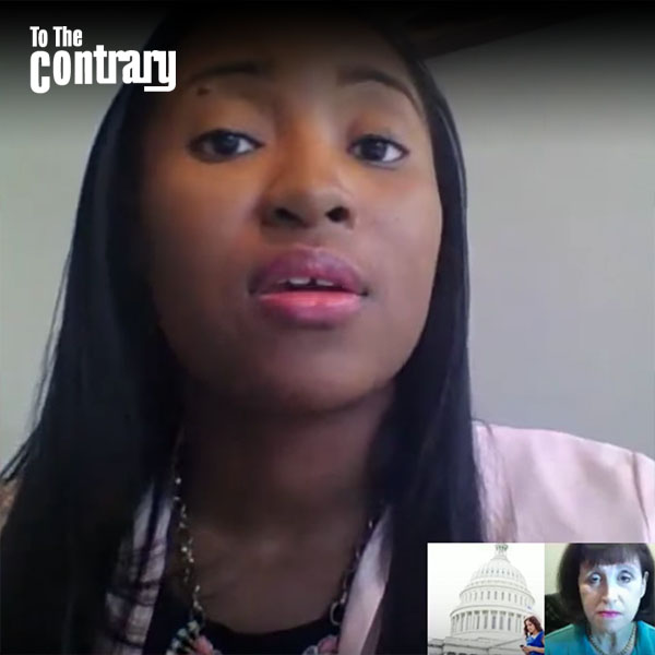 Watch: To The Contrary post-debate discussion