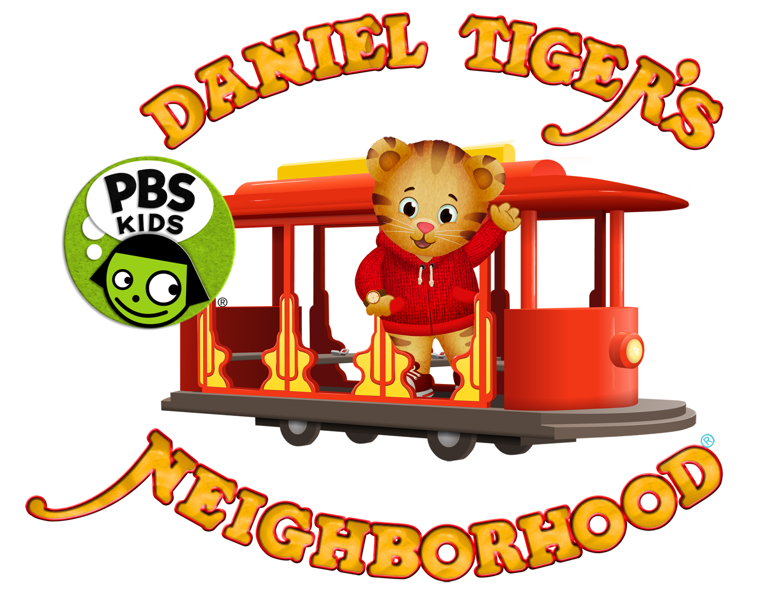Meet and Greet with Daniel Tiger at the Vegas Valley Book Festival!