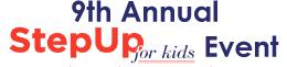 Step Up For Kids Logo