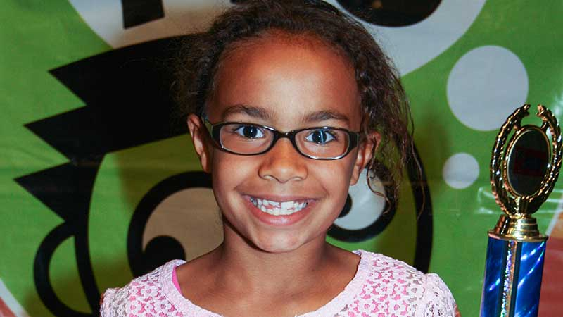Local Winner in National Writing Contest