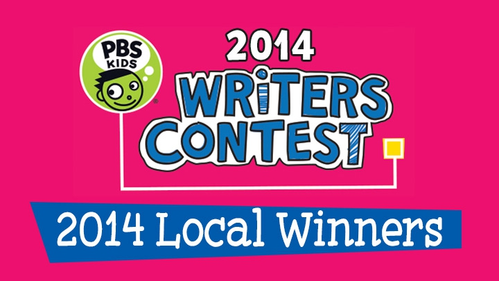 Congratulations 2014 PBS KIDS Writers Contest Winners!