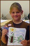 PBS KIDS GO! Writers Contest Patch Program