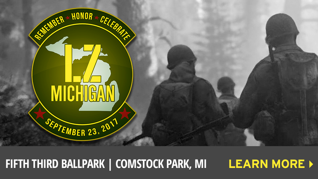 LZ Michigan September 23, 2017 - Learn More