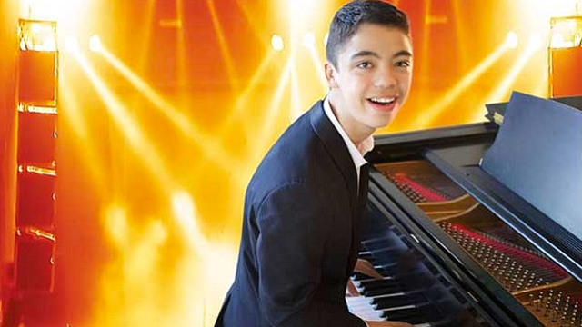 Ethan Bortnick Live in Concert: Power of Music