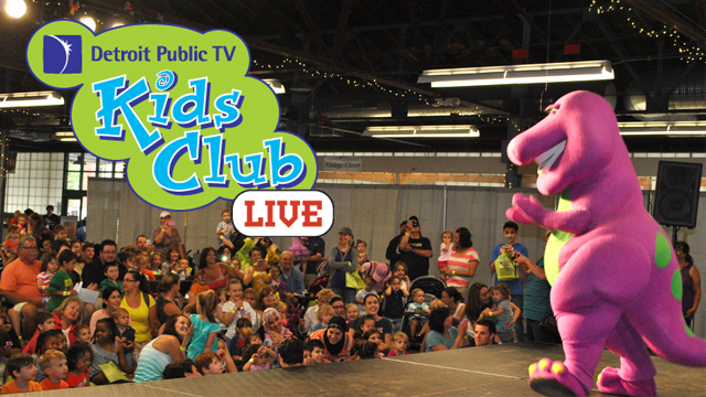 Kids Club Live June 19 & 20