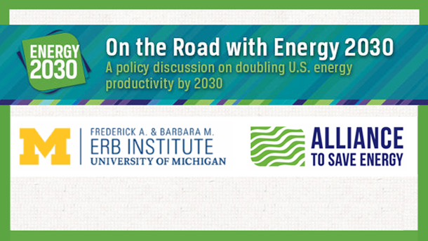 On the Road with Energy 2030