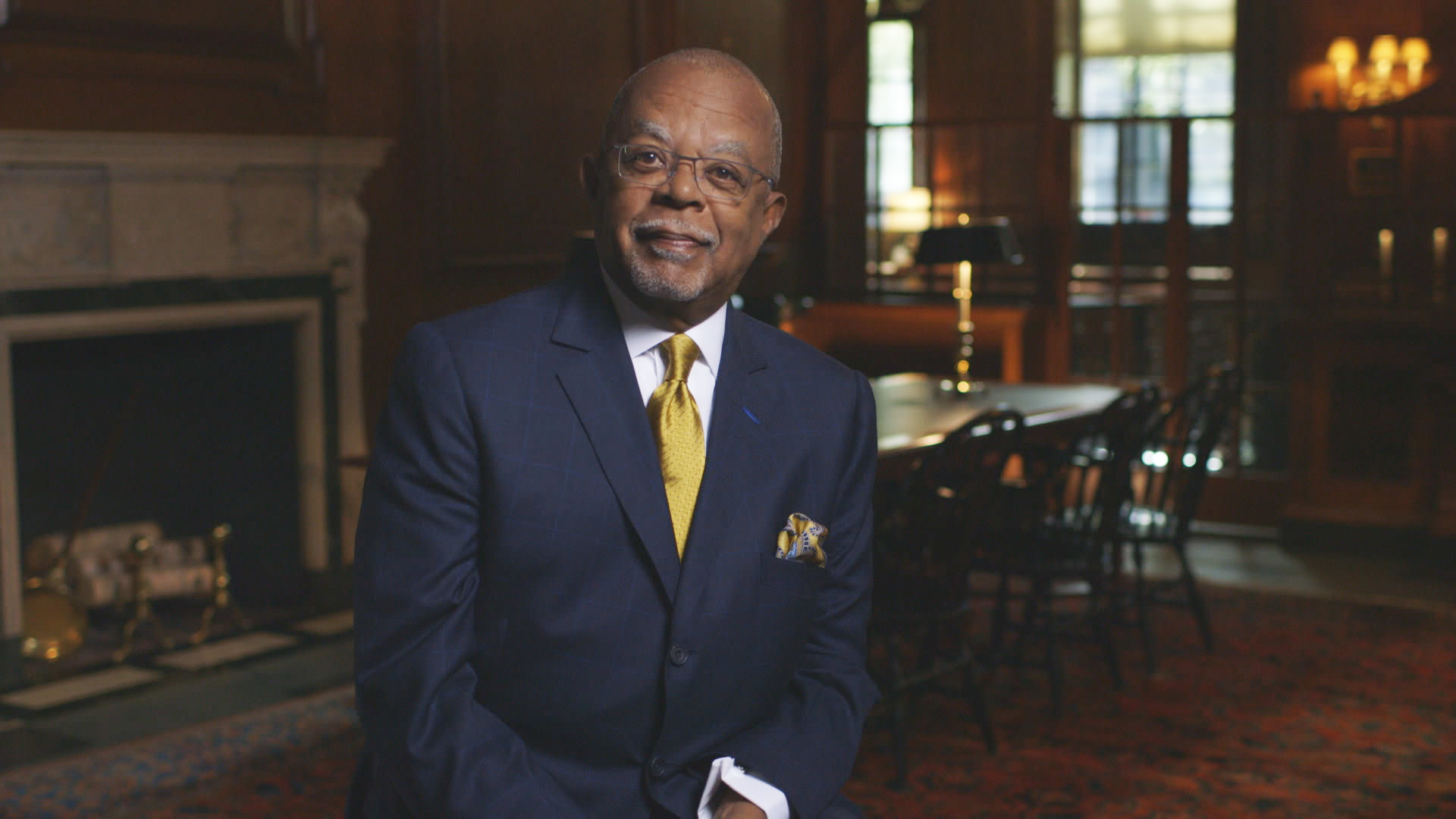About Henry Louis Gates Jr About Finding Your Roots