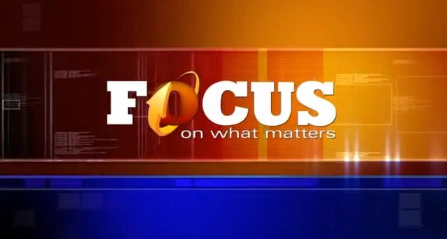 NOW STREAMING: FOCUS Episode 321