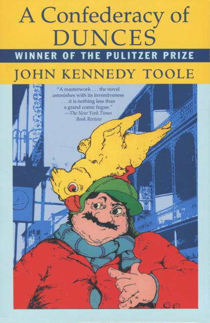 A Confederacy of Dunces cover
