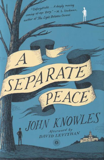A Separate Peace cover