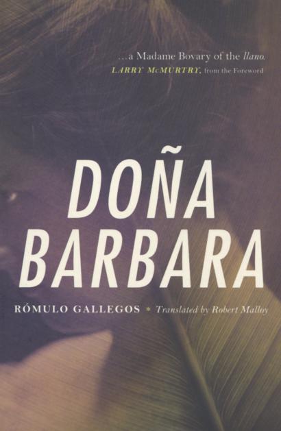 Doña Bárbára cover