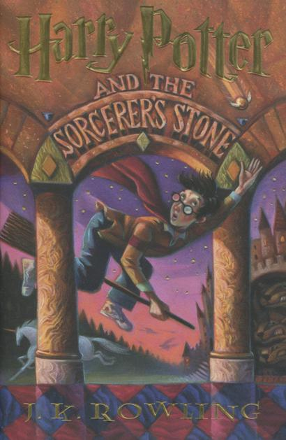 Harry Potter (Series) cover