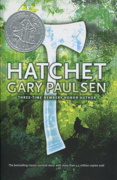 Hatchet (Series) cover