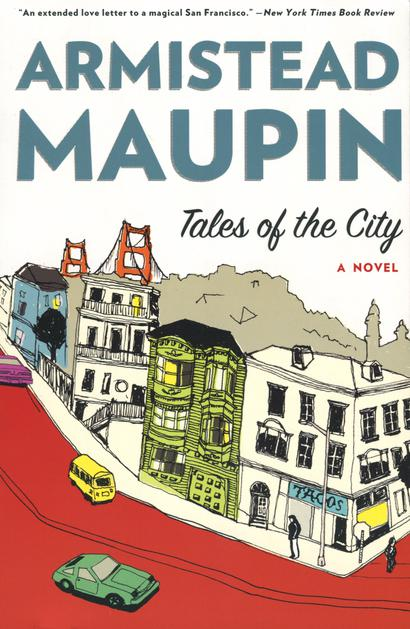 Tales of the City (Series) cover
