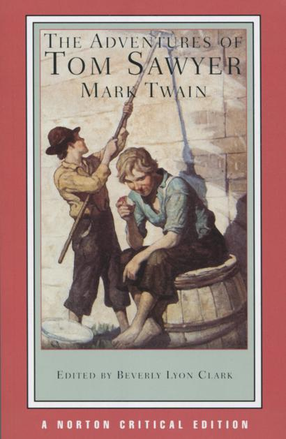 The Adventures of Tom Sawyer cover