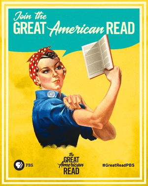 Join the Great American Read on PBS