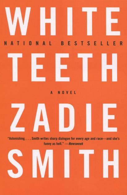 White Teeth cover