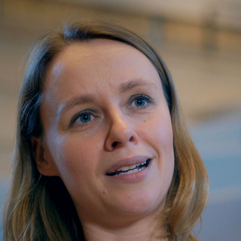 Joanna Dunkley, astrophysicist