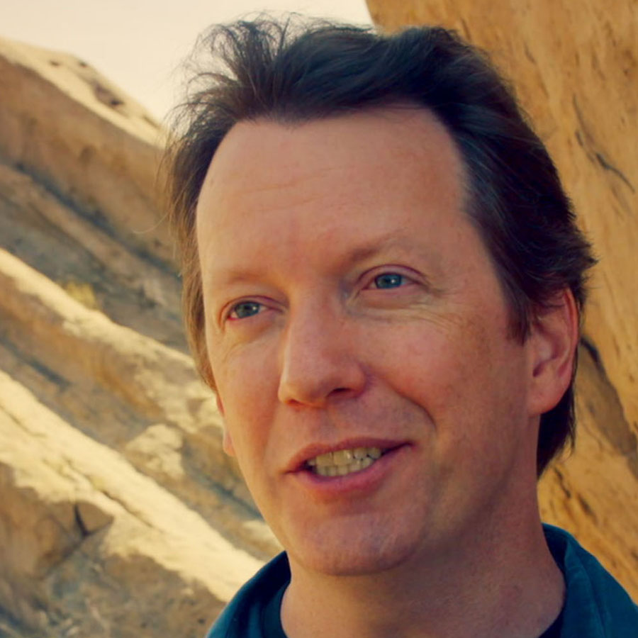 Sean Carroll, theoretical physicist