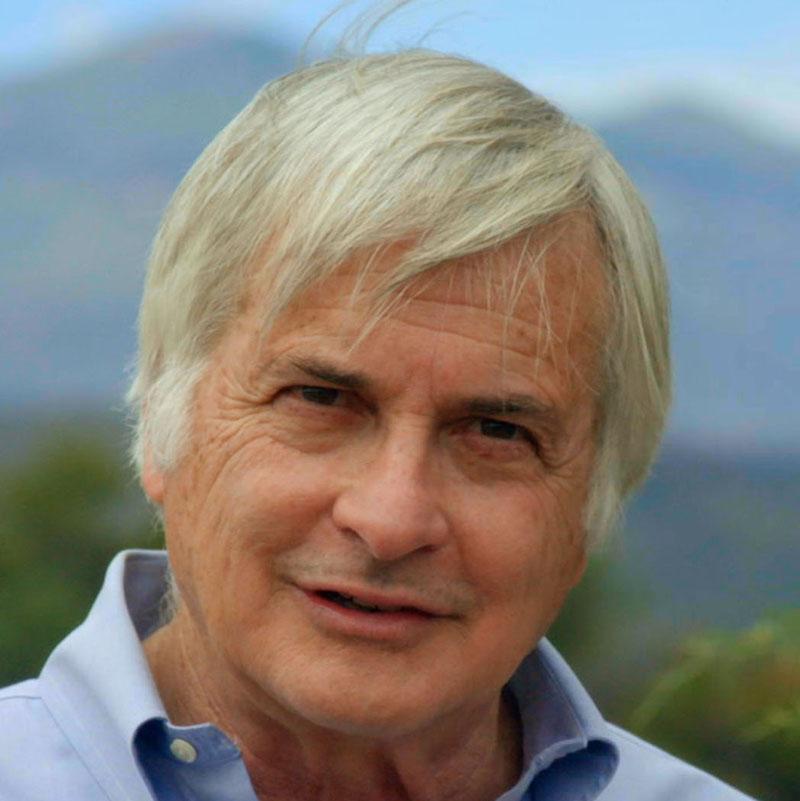 Seth Shostak, astronomer