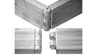 Knuckle-Hinge Joint
