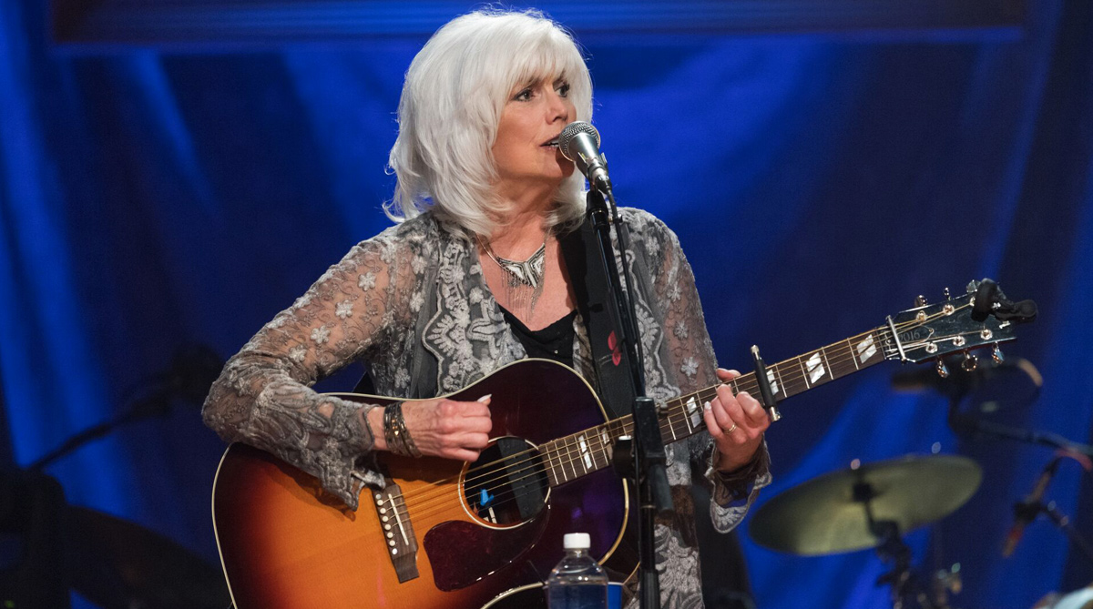 Emmylou Harris – at the Ryman