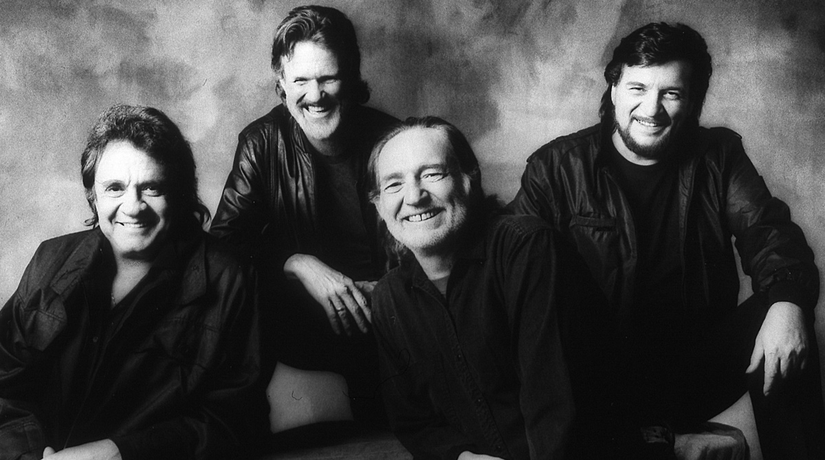 Highwaymen Live at Nassau Coliseum
