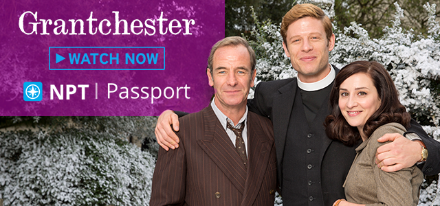 Grantchester on NPT Passport