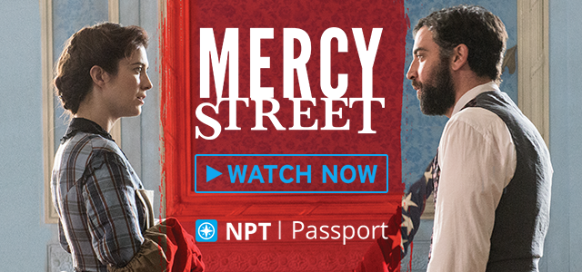 Mercy Street on NPT Passport