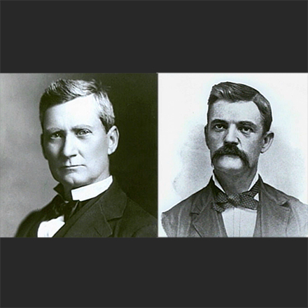 1892 | Samuel Jones and Captain Thomas Ryman