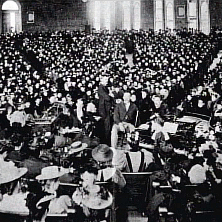 1904 | Renaming the Tabernacle