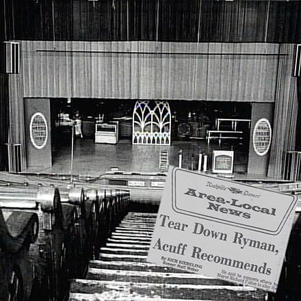 1974 | Last Show at Ryman