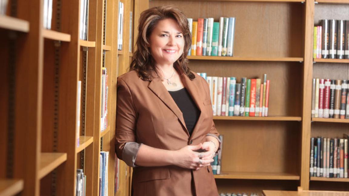 National Teacher of the Year, Shanna Peeples