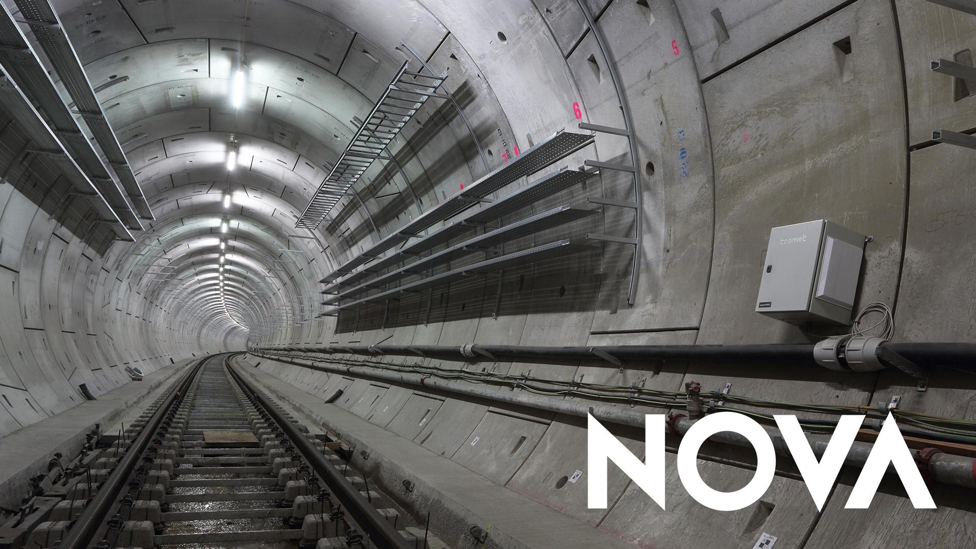 NOVA: Super Tunnel