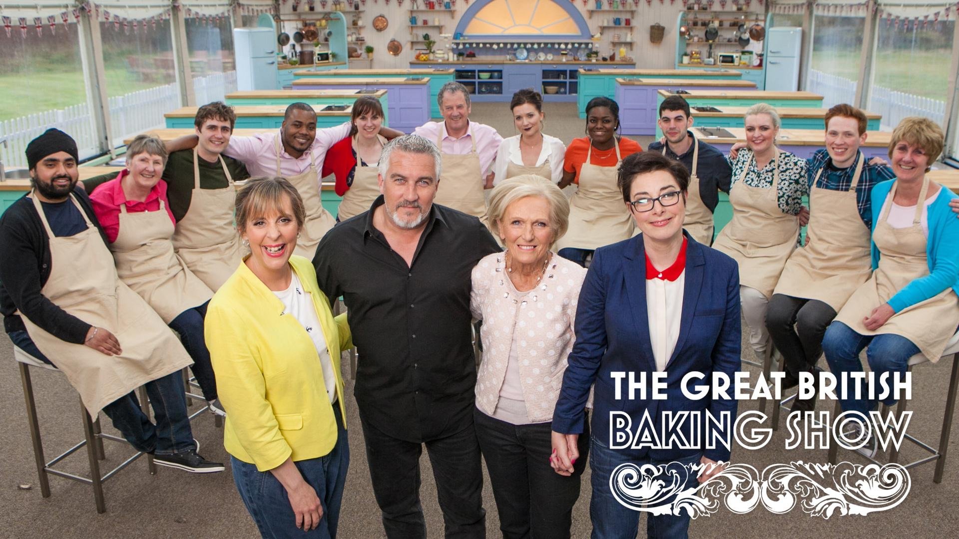 Great British Baking Show: Desserts