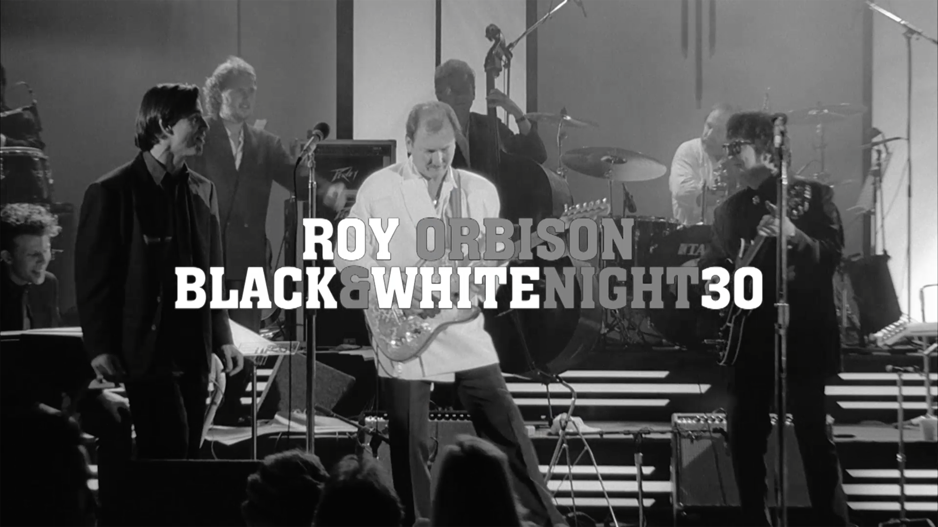 ROY ORBISON: BLACK & WHITE NIGHT 30