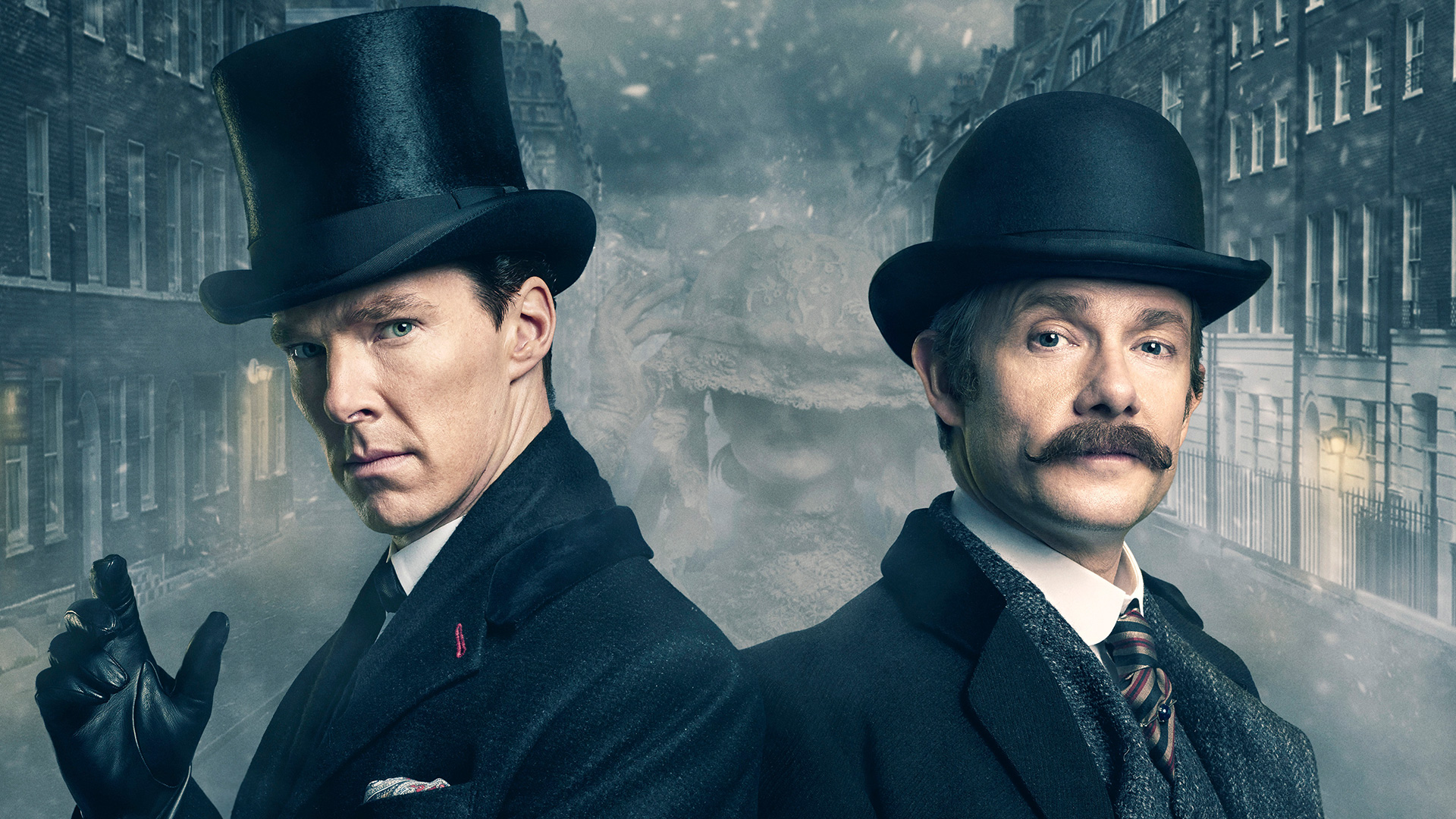 Sherlock on Masterpiece: The Hounds of Baskerville