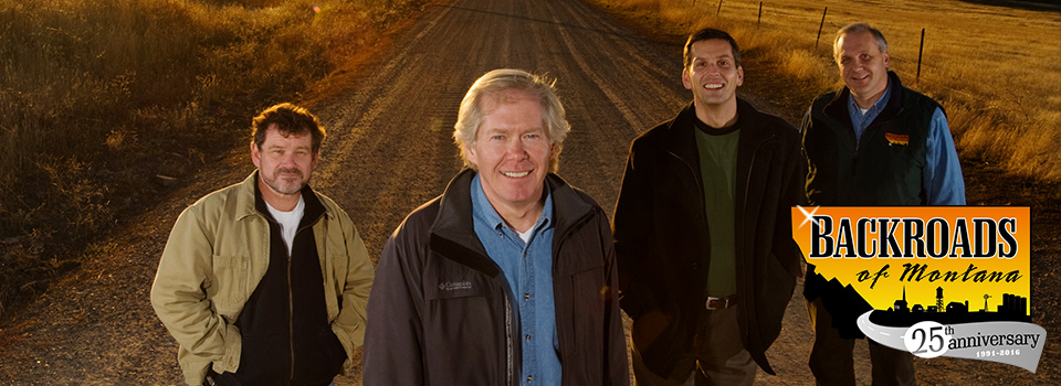 Backroads of Montana 25th Anniversary