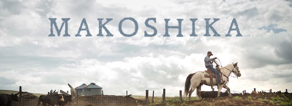 Makoshika - man on horse