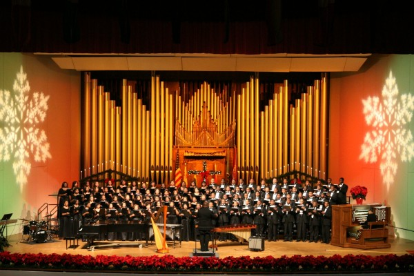 89th Annual Spelman-Morehouse Christmas Carol Concert