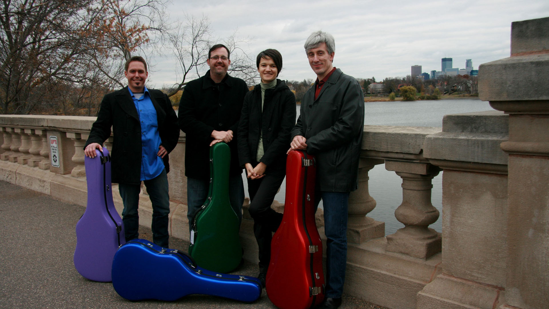 FASO featuring the  Minneapolis Guitar Quartet