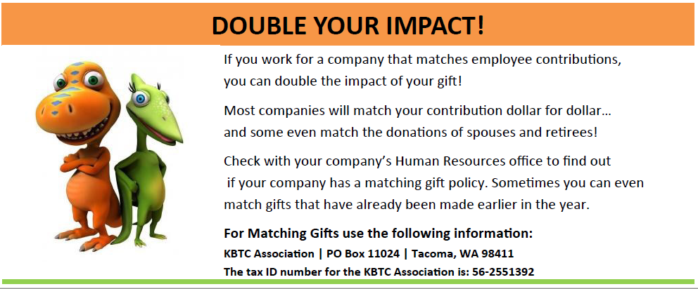 Matching gifts support kbtc kbtc local matching gift companies negle Images