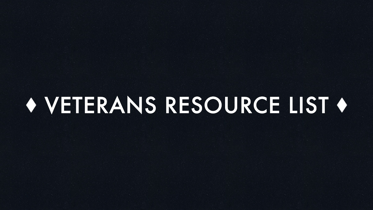National and Local Services for Veterans