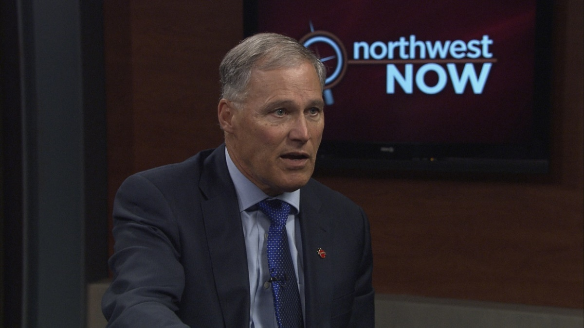Governor Jay Inslee - Dec. 22, 2017
