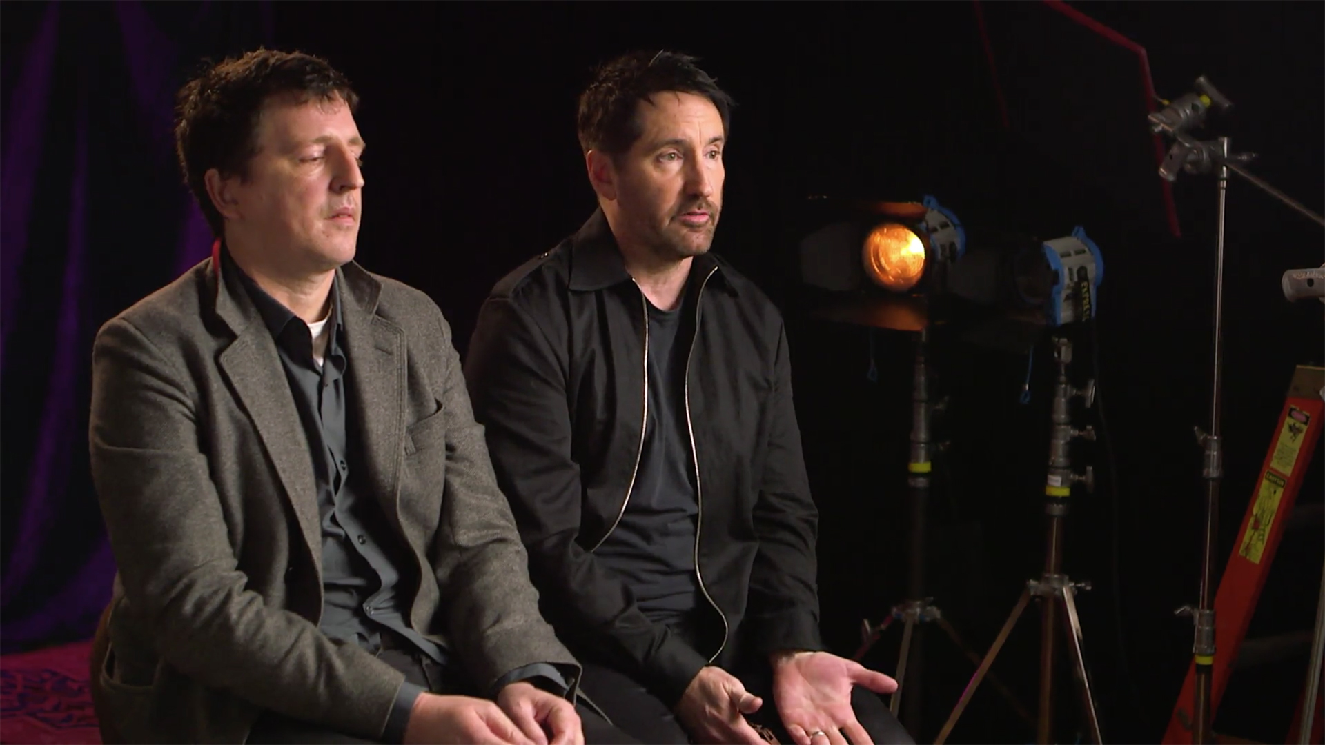 Trent Reznor & Atticus Ross | Composing The Score